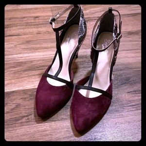 Seychelles heels